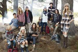The Country Road AW 2011 Campaign Embraces the Outdoors