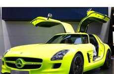 45 Speedy Electric Rides
