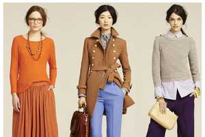 The J.Crew Fall 2011 Collection is Also Inspired by Bonnie and Clyde