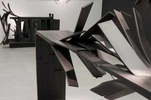 Vincent Dubourg's 'Inside' Features Blown-Up Shelves and Stairs