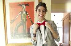 "Unattractive Fashion Blogs - Leandra Medine is a Self-Proclaimed ""Man Repeller"""