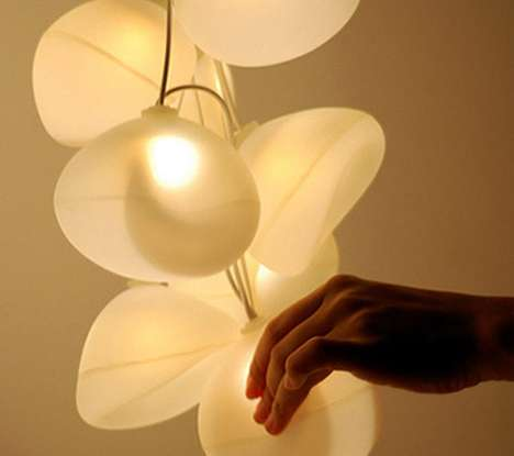 Clustered Bubble Lamps