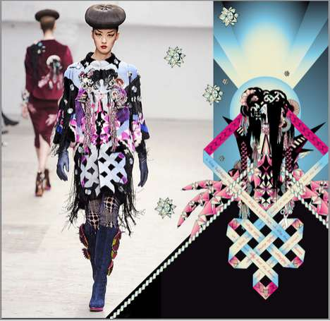 Manish Arora Winter 2011/2012 Collection