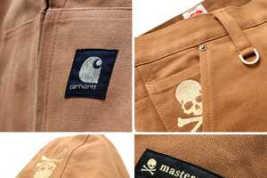 The Mastermind JAPAN x Carhartt Collaboration is Fresh to Death