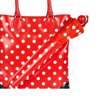 Yo Yo Dot Umbrella Tote