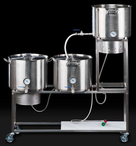 Personal Pilsner Production Kits