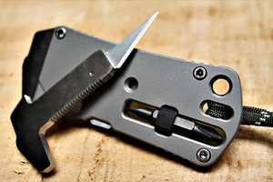 The WREX Titanium Adjustable Pocket Wrench Has All the Tools You'll Need