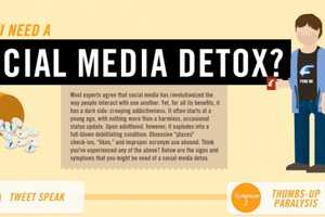 Social Media Detox Helps You Recognize When it's Time to Unplug