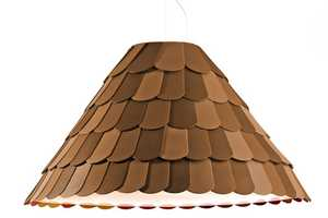 The Roofer by Benjamin Hubert is a Modular Lamp Inspired by Moroccan Rooftops