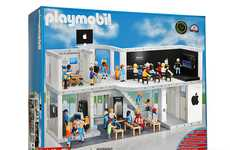 The Playmobil iStore is a Funny Mock-Up of an Apple Retail Outlet
