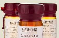 Mini Spirit Samples - Drinks by the Dram Gives You a Taste Test Before Buying a Full Bottle