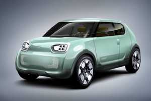 The Kia Naimo Can Hit Over 90 MPH and Has a Range of 125 Miles