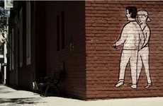 Animated Graffiti Ads