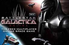 Battlestar Galactica Online Game Pays Homage to TV Series