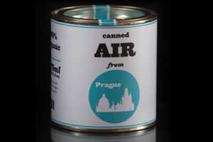 Canned Air from Prague Offers a Whiff that Keeps on Giving