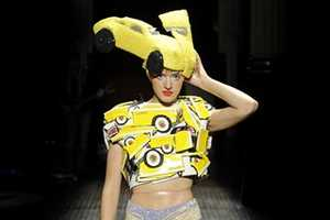 The Manish Arora SS11 Collection Features an Ultramodern Touch