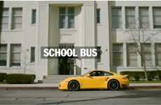 People-Friendly Porsches - The Porsche Engineered for Magic Commercial Shows a New Perspective