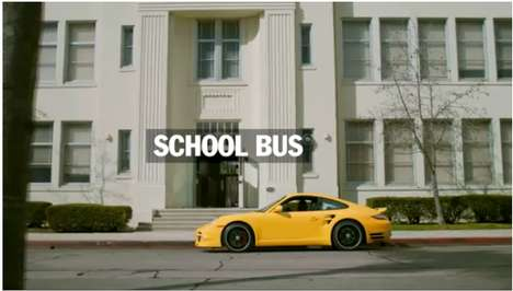 Porsche Engineered for Magic commercial