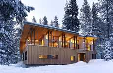 Sweetly Snowed-In Homes
