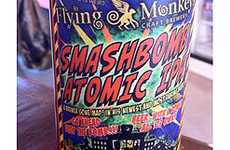 Smashbomb Beer Has Been Deemed too Violent for Stores