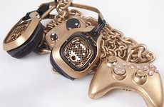 These Golden Xbox Gaming Accessories are Luxuriously Fun