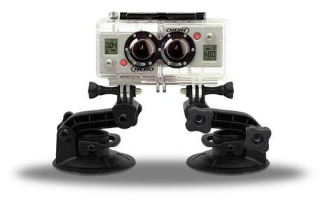 GoPro 3D HERO System