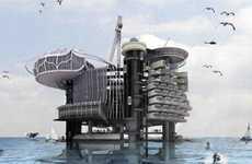 Residential Oil Rigs