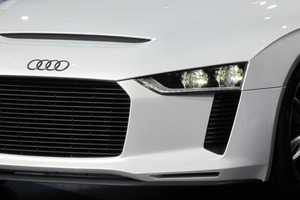 The 2013 Audi Quattro Coupe Boasts Rough and Tough Luxury