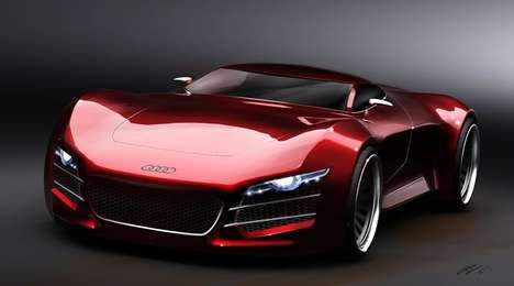 Audi R10 Concept
