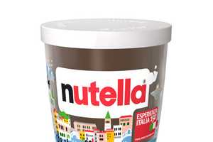 The Nutella Esperienza Italia 150 is Adorably & Culturally Honored
