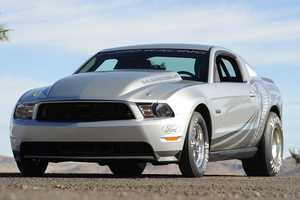 The 2012 Ford Mustang Cobra Jet is Far from Street Legal