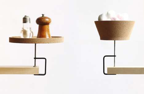 Torno Shelf by Inga Sempe