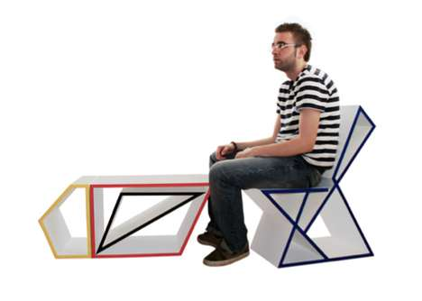 Modular Furniture by Sanjin Halilovic