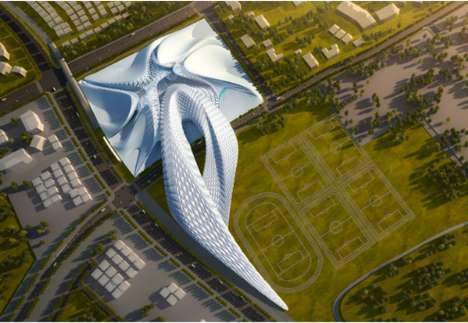 Elk Grove by Zaha Hadid