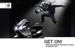 The BMW Motorrad Ads Feature Serious Ninja Skills