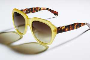 Massada's SS 2011 Sunglasses are Ideal for Summer