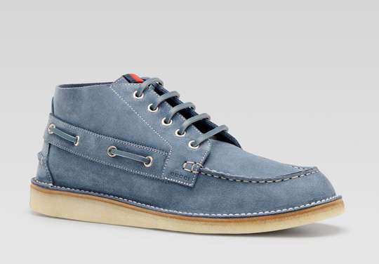 High-End Boat Shoes