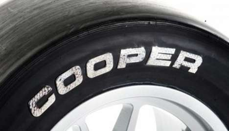 Cooper F3 Diamond Tire