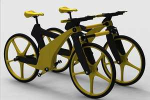 The ENLACE Bicycle Makes Riding With Friends Convenient
