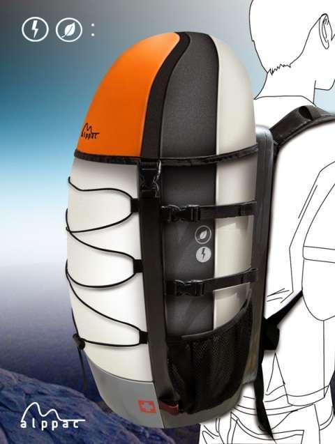 Tech-Savvy Backpacks