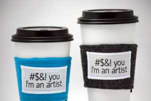 These Hilarious Cussing Cozies are Sure to Spice Up Your Morning Cup of Joe