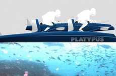 Submersible Catamarans