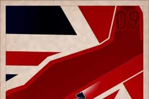PJ Tierney Honors the Formula 1 Grand Prix Countries With Themed Art