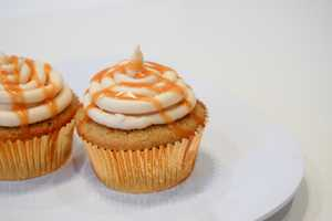 The Harry Potter-Themed Butterbeer Cupcake is Magically Delicious