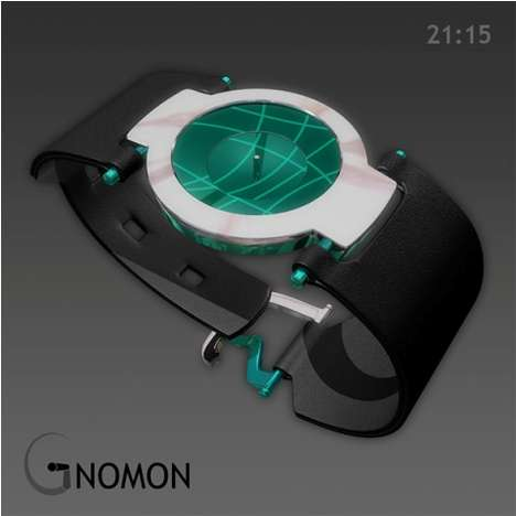 Gnomon Watch