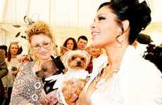 Louise Harris Throws a £20,000 Dog Wedding for Her Precious Pooch Lola