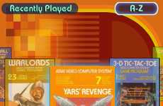 Mobile Retro Games - The Atari iPhone App Brings Old-School Gaming to Your Smartphone