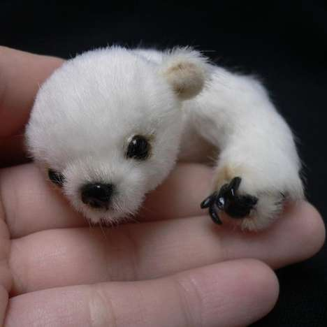 Miniature Polar Bears
