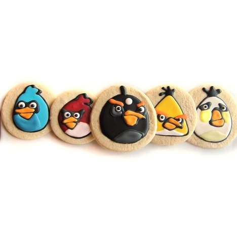 Sugar Cookies Angry Birds