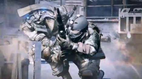 Killzone 3 Story Trailer Versus Dubstep 2011